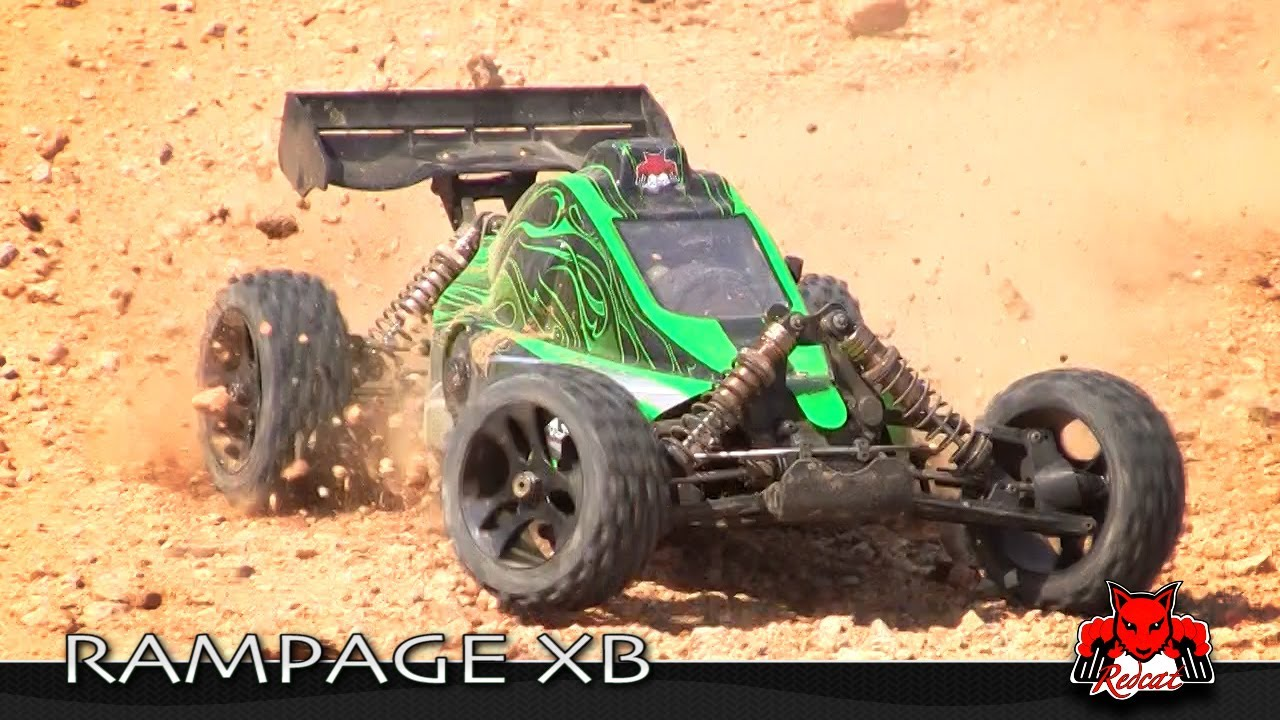 RAMPAGE XB from Redcat Racing