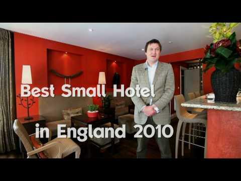 Cumbria Tourism AGM film - www.benbarden.co.uk