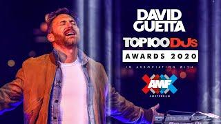David Guetta | AMF Presents Top 100 DJs Awards 2020
