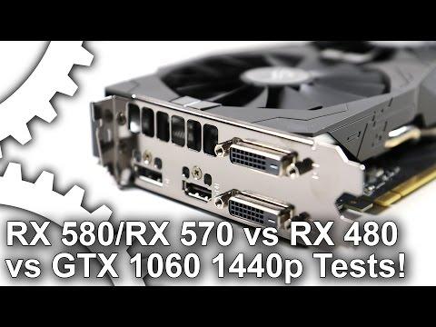 AMD Radeon RX 580/ RX 570 review • Eurogamer net
