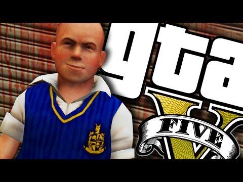 GTA V PC - Virou BULLY? (MODS)