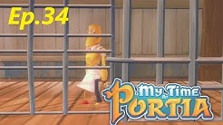 My Time at Portia - Fixing Ack, Ep.34