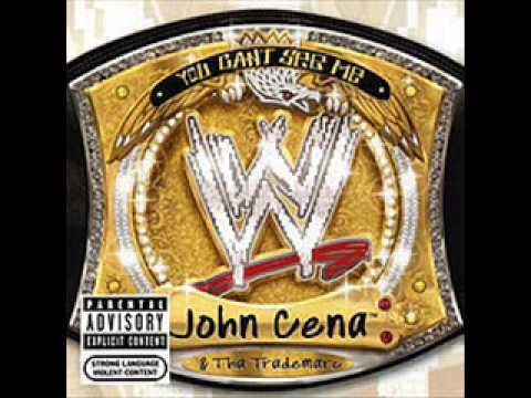 John Cena - You Can't See Me (FULL CD)