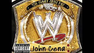 john cena you can t see me full cd