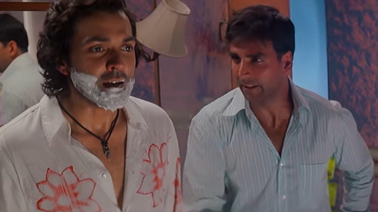 Download तू डराना चाहता हैं या हिम्मत देना | Dosti - Friends Forever (2005) (HD) | Akshay Kumar, Bobby Deol