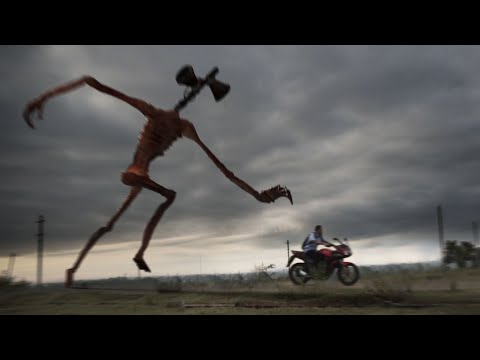 Siren Head Strikes Again - Horror Short Film