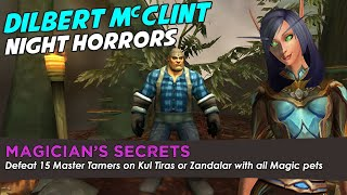 Dilbert McClint - Magician's Secrets