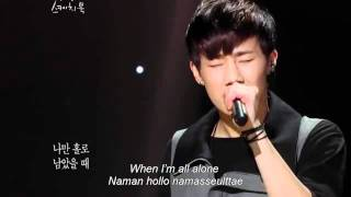 Repeat youtube video [HD] Infinite Sunggyu 성규 - One Late Night In 1994 [romanization, eng sub] [LIVE]