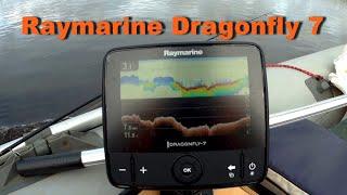 raymarine Dragonfly7pro Обзор