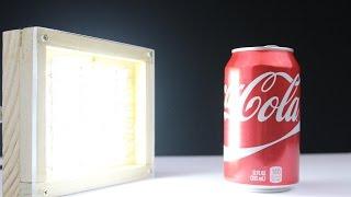 Hoe Maak je Super Heldere LED Light Box-DIY
