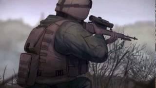 Marine Sharpshooter Trailer