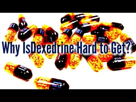 Why Do People Not Prescribe Dexedrine (Dextroamphetamine)?