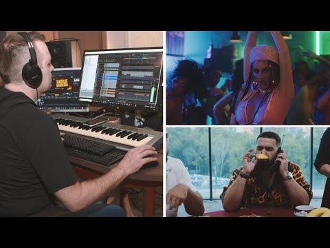 Воссоздание трека: Jah Khalib & Artik & Asti – МамаМия [О.Ивончик]