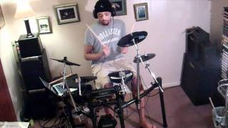 Simply Red-Sunrise Drum Cover