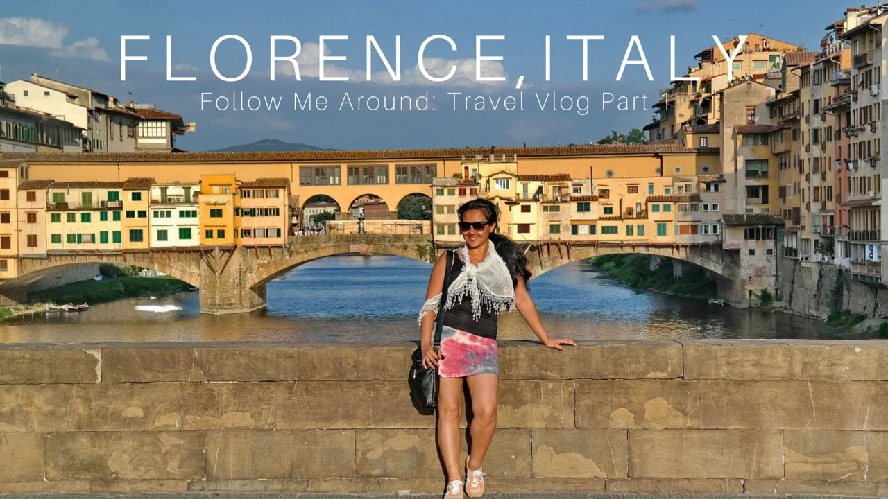 Italian Florence: Things To Do In Florence Italy Walking Tour Follow Me