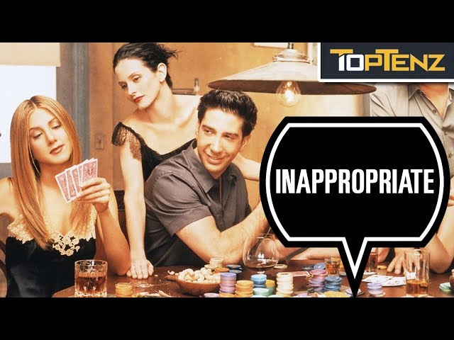 Free 10 Controversial Episodes Of Friends Mp3 Download [6 08