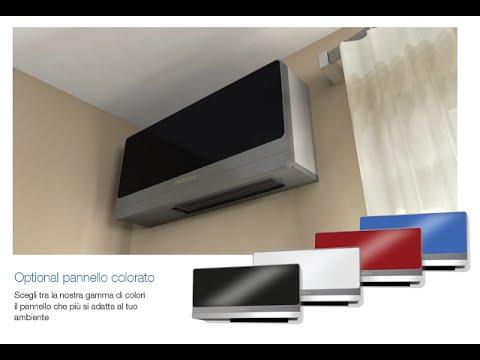 Icool e iwarm i condizionatori senza unit esterna youtube for Condizionatori senza motore esterno