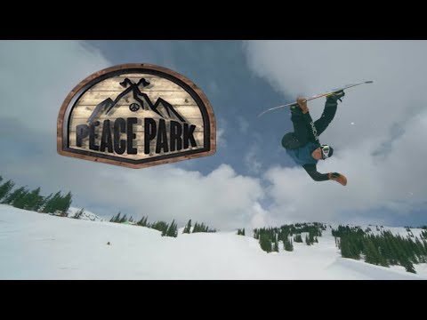 Danny Davis: Peace Park - Ben Ferguson, Mikkel Bang, Sebbe De Buck - Full Part - Mountain Dew [HD]