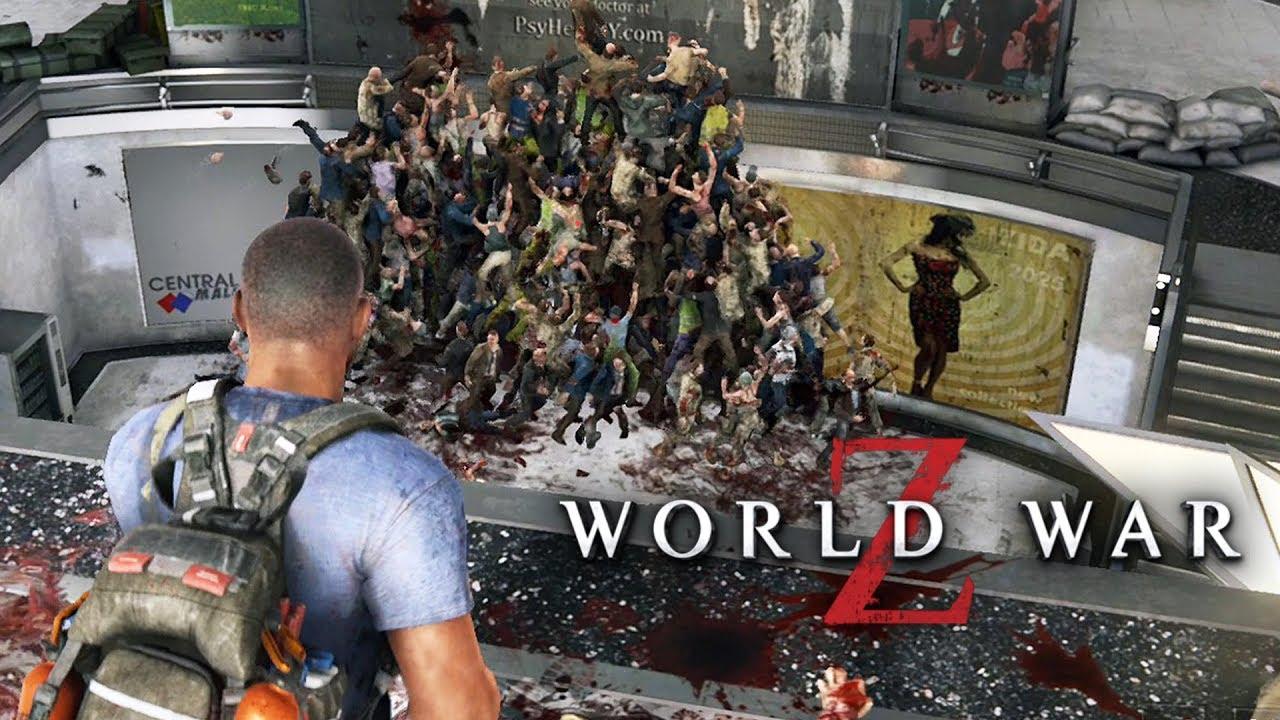 WORLD WAR Z – O Início de Gameplay, Legendado em Português PT-BR!