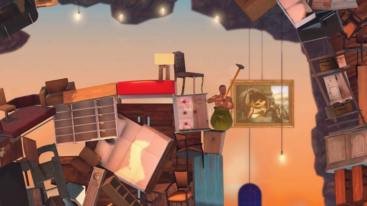Getting Over It with Bennett Foddy - Free Download for PC ...
