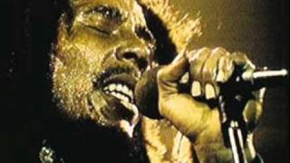 Unique version of Bob Marley Running away/Crazy baldhead november 15, 1979