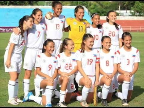 Asian Football Confederation U14's Finalists: Team Philippines Part 1 of 4