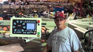 RPM Revolution testimonial #4 screen printing machinery technology