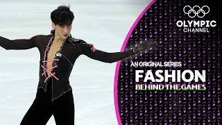 Johnny Weir is Figure Skating's Force of Nature | Fashion Behind the Games