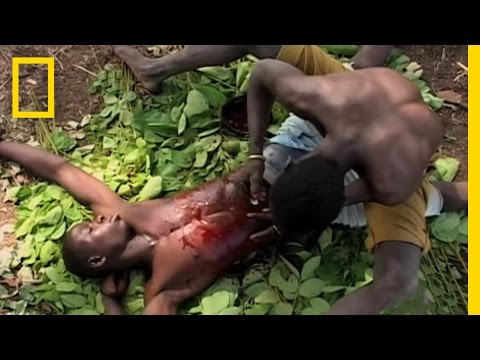Taboo? Scarification | Taboo from YouTube · Duration:  5 minutes 23 seconds