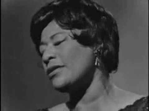Ella Fitzgerald - Georgia On My Mind