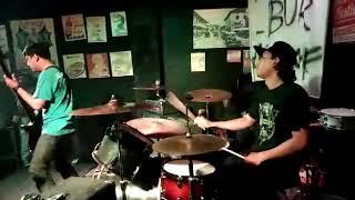 STROKE - Intro & Mendadak brutal (Drum cam)