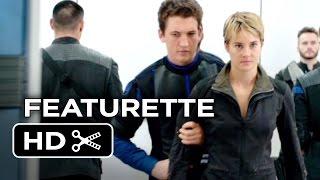Insurgent Featurette - A Look Back (2015) - Shailene Woodley, Miles Teller Movie HD