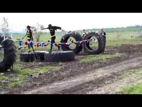 MUDDY MAYHEM 2014 - San Antonio's Original Mud Run