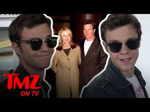 Jack Quaid Says HIs Mom Meg Ryan Is The Bee's Knees   TMZ TV
