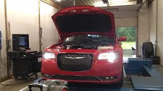 2016 Chrysler 300s AWD Dyno Ripp Supercharger