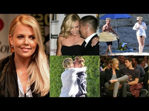 Men Charlize Theron Dated