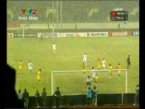 Vietnam Thai Lan 1-1 AFF Cup Suzuki Final Leg 2 (Chung Ket ...
