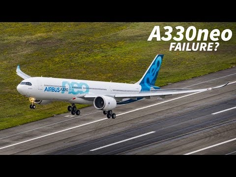 Is the A330-800neo a FAILURE?