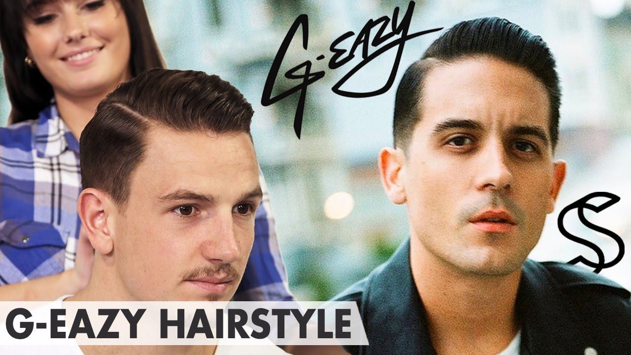 G Eazy Hairstyle 2016 Step By Step Tutorial Slikhaar Tv