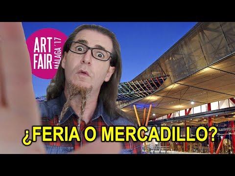 ART FAIR MÁLAGA ¿FERIA O MERCADILLO? CRÍTICA DE ARTE