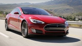 Tesla Model S Driving Review -- Exotic Driver