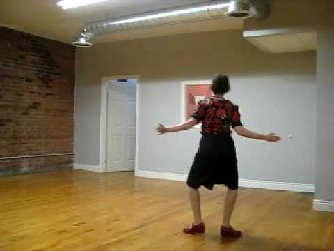 Swing Dance Lessons in Toronto - Solo Vintage Jazz & Charleston Routine October 5th