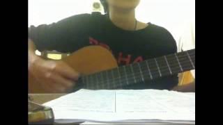 Wait - Guitar cover