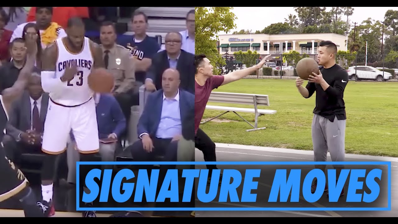 9a20df8b18ee NBA SIGNATURE MOVES 11  2017 PLAYOFFS EDITION - YouTube