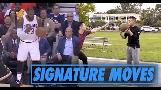 NBA SIGNATURE MOVES 11: 2017 PLAYOFFS EDITION
