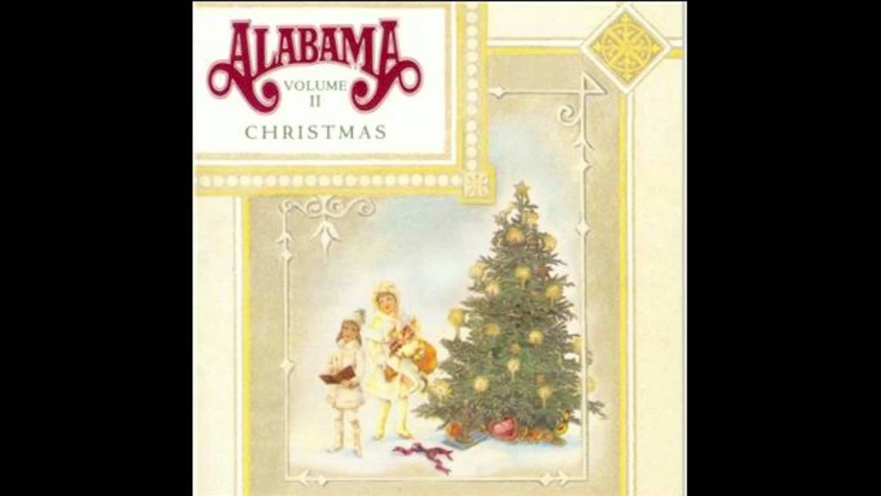 Alabama Rocking Around The Christmas Tree - YouTube