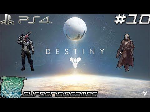 Destiny Gameplay ITA PS4 #10 - [FINALE] Il Giardino Nero