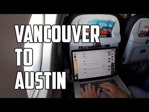 Sail Life - Vancouver to Austin, Texas