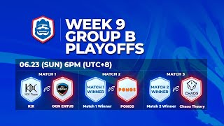 Clash Royale League Asia 2019 Season1 - Playoffs day.2