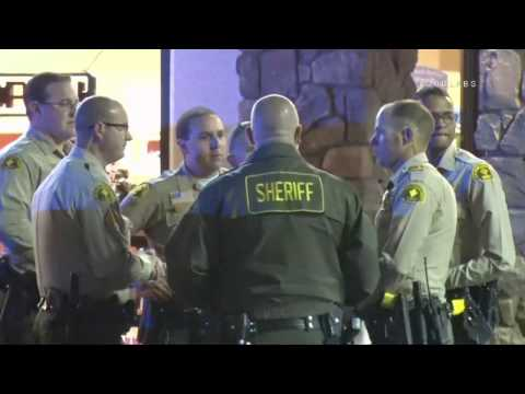 Pharmacy Shooting / Apple Valley  RAW FOOTAGE